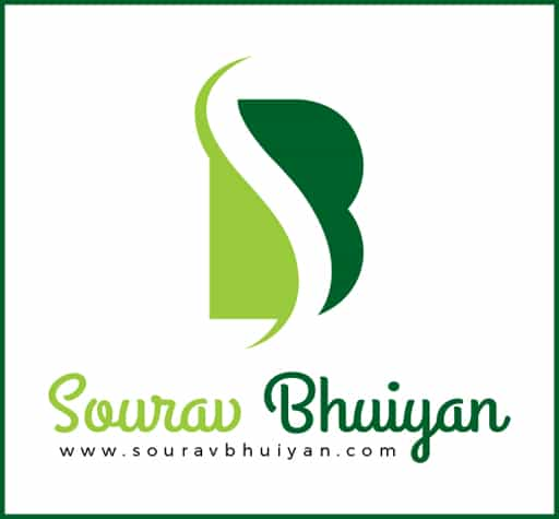 Sourav's Resume Logo